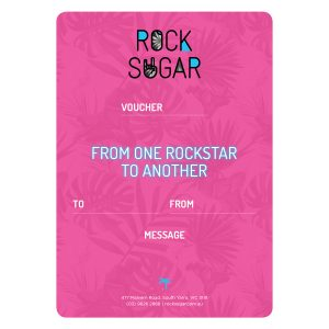 Rock Sugar eVoucher